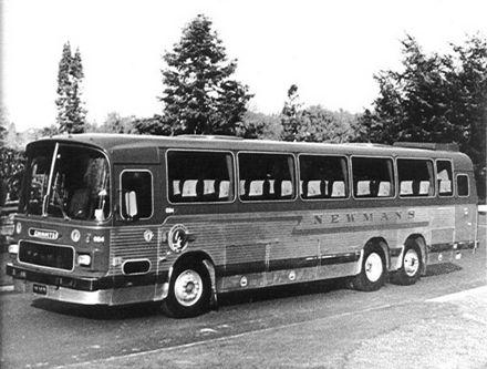 Newmans coach, 1981