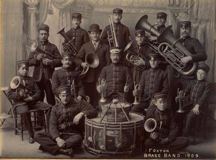 Foxton Band 1909