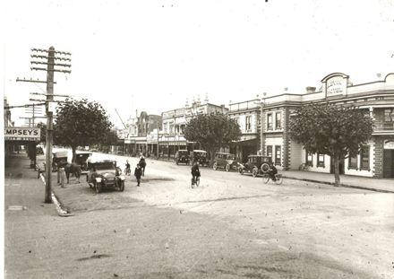 Oxford Street, c.1925?