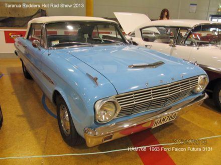 3131 Ham 768 Ford Falcon Futura