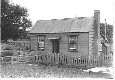 Avenue Road House, Foxton
