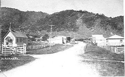 Elizabeth St., Waikanae