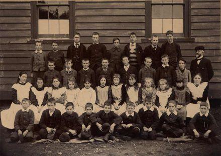 Foxton School 1905