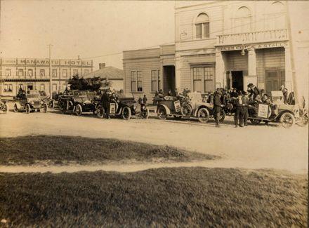 Foxton Parade at Coronation Hall