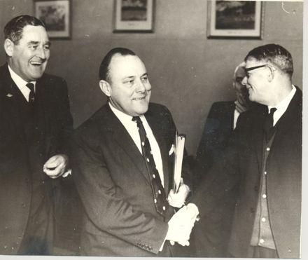Mr McCready, Mr Muldoon & Mr Shaw, 1969