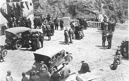 Opening Day, Mangaore Power House, 1924