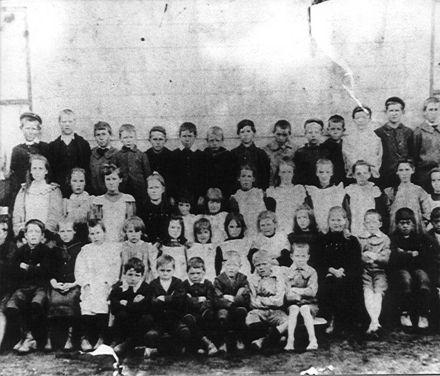 Horowhenua School Group, c.1898