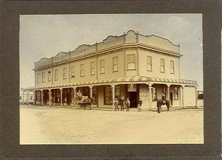 Swainson & Bevan Ltd Building, pre 1910