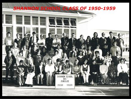 Shannon School Class of 1950-1959