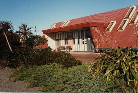 Te Awahou Trust Building, Foxton