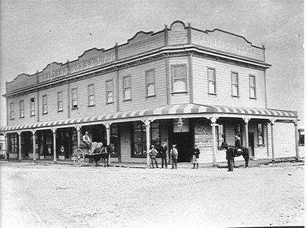 Swainson & Bevan Ltd, pre-1910