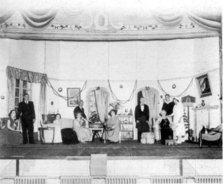 Foxton Little Theatre performance of Wasn't it Odd