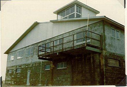 Surf Club Building, Foxton Beach