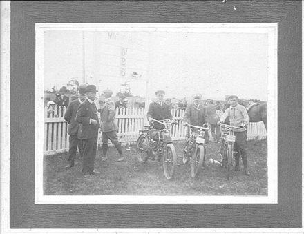 Motorcycle Meet, Levin