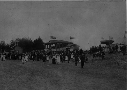 Foxton Racecourse c.1900