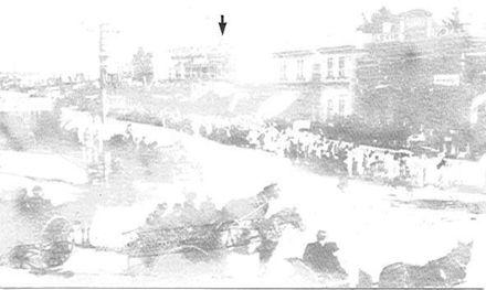 Armistice Day / Peace Parade, 1918