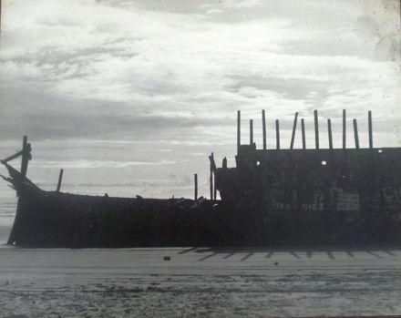 'Hydrabad' shipwreck