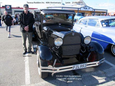 FZL993 Model A Ford ( Ivan Horn)