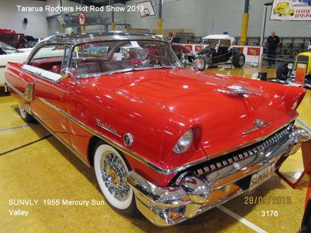 3176 SUNVLY 1955 Mercury Sun Valley