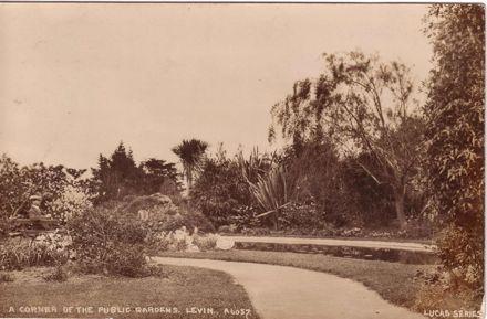 Levin Public Gardens