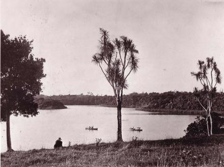 Lake Papaitonga, c.1900 ?