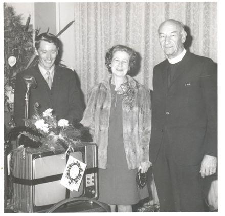 Farewell to Mrs & Canon Joblin, 1971