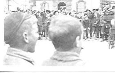 Victory Parade, 1918