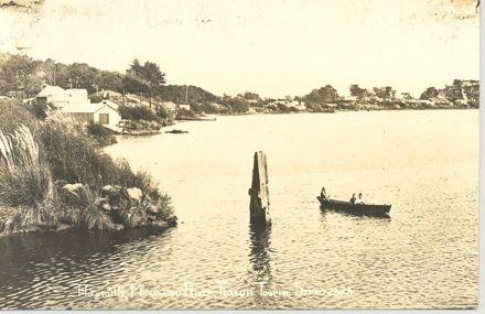 Foxton Flaxmills, c.1920's?