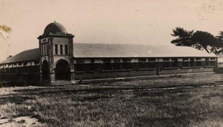 Foxton School Buildings