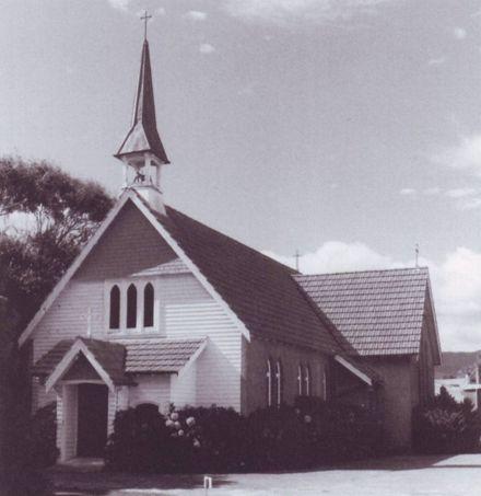 All Saints' Church, Otaki