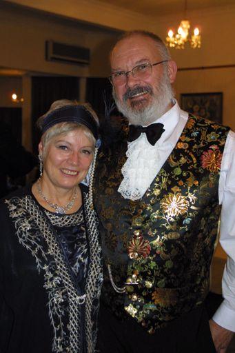 Barb and Chris