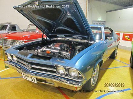3139 TUF69 1969 Chevrolet Chevelle