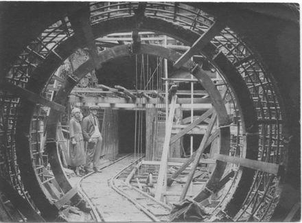 Mangahao Hydro-electric Scheme, 1920's