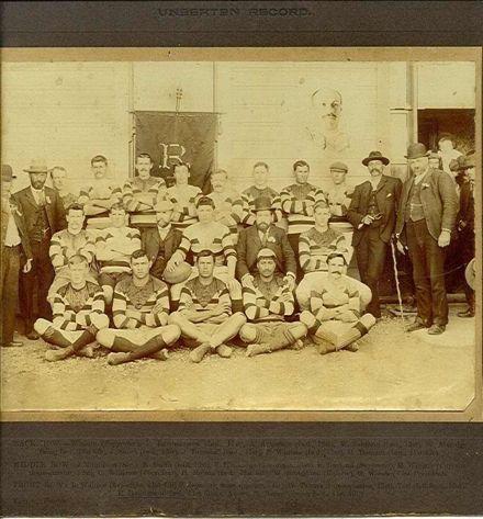 The Weraroa Wanderers Football Club 1903