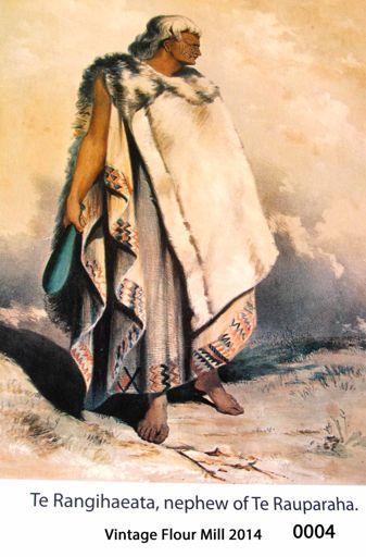 Chief Te Rangihaeata