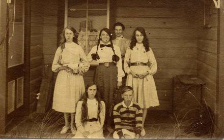 Six Unidentified People