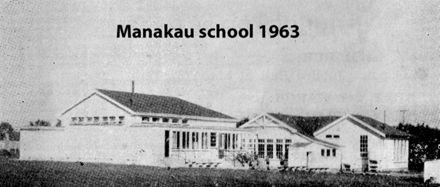 Manakau School 75th  Jubilee 1888 - 1963