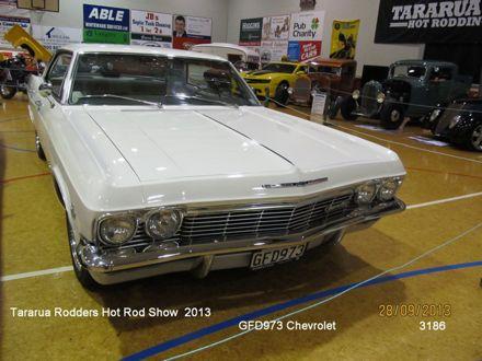 3186 GFD973 Chevrolet