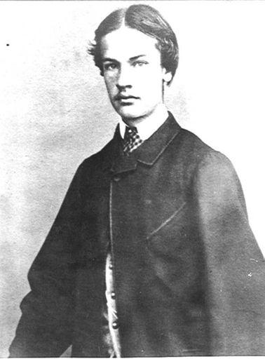 Alexander John Hadfield (portrait), b.1842