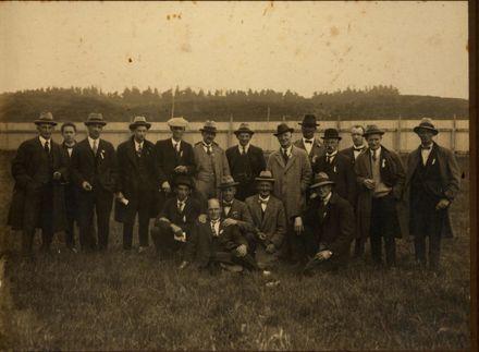 Foxton Racing Club c.1920