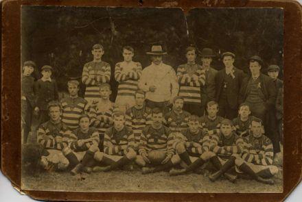 Awahou Rugby Team 1906