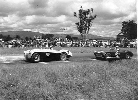 Motor Racing, Levin Circuit, 1958