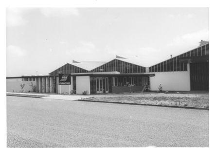 Felt & Textile factory, Coventry St., 1969