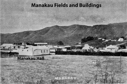 Manakau Fields and Buildings