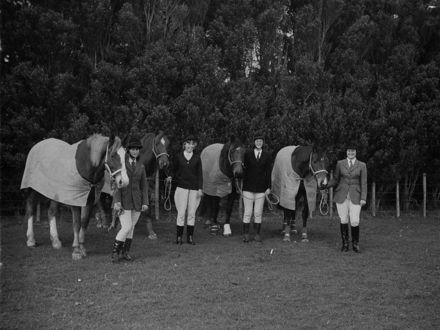 Shannon Pony Club, 1974