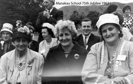 Manakau School 75th Jubilee 1963 i