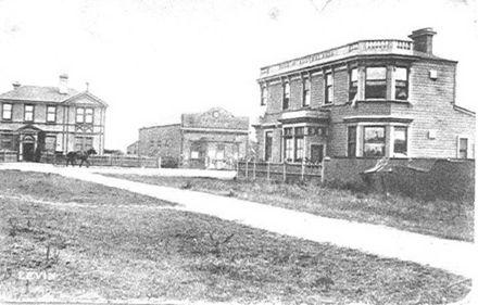 Queen St. & Bristol St., c.1921