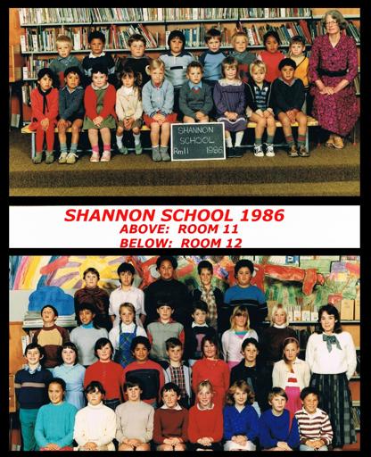 Shannon School 1986