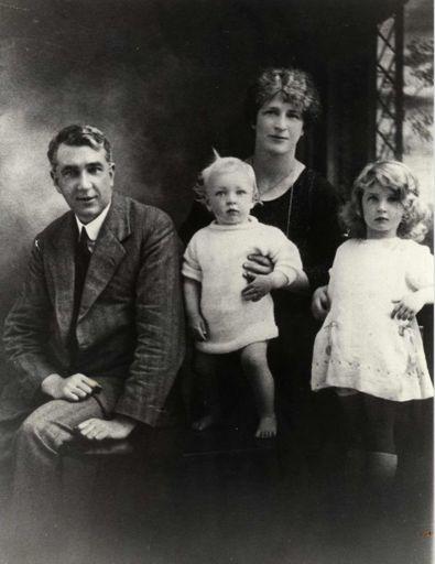 Bryson Family Portrait
