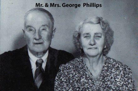 Mr. & Mrs George Phillips